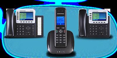 Téléphonie vocale IP
