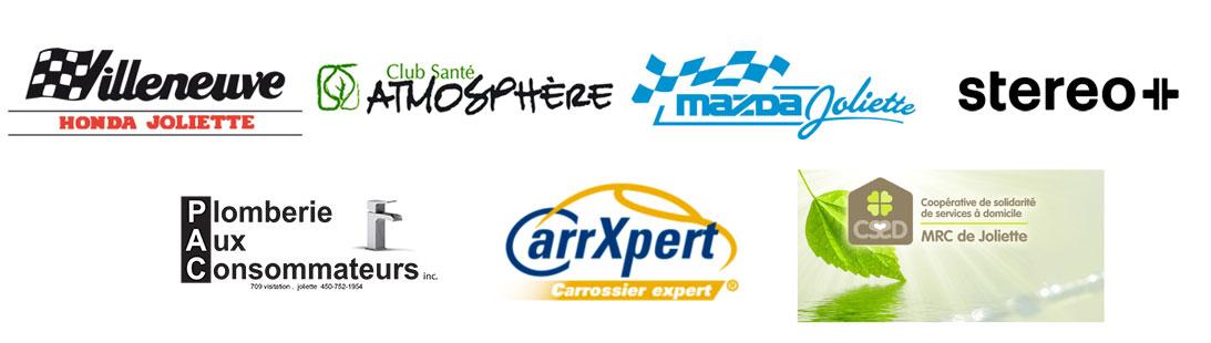 Voici quelques-uns de nos nombreux clients satisfaits